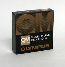 Olympus Threaded Close-up Camera Lens Filters