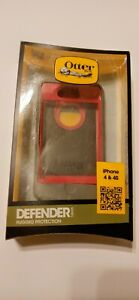 For IPhone 4/4S Case Cover (Belt Clip fits OtterBox Defender series)