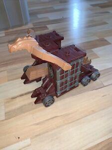 Playmobil 4837 Riesenschleuder Katapult Zelle Waffenkammer Ritter Ritterwelt