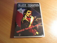 Alice Cooper - Special Forces In Paris 1981 DVD