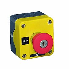 EUROPA RCAS-ESB141NC Emergency Stop Key Release Actuator with 1 Normally Closed