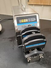 Two Golander Bt100S peristaltic pumps, with 2x & 4x Yt15 heads.