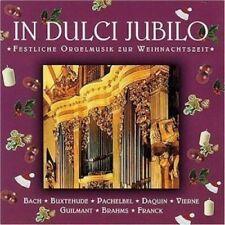 In dulci jubilo-Festa Orgel musica per periodo natalizio Bach, cernohorsky... CD []