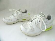 Womens Nike Air Max Coliseum RCR White Volt Base Grey Running Trainers UK 5