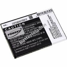 Akku für Panasonic Typ KX-PRA10 3,7V 1750mAh/6,5Wh Li-Ion Schwarz