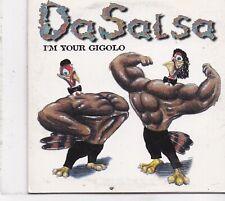 Da Salsa-Im Your Gigolo cd single