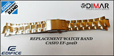 REPLACEMENT WATCH BAND CASIO ORIGINAL FOR CASIO EF-502D