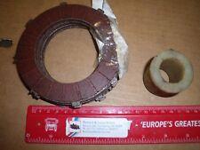 Velorex clutch plates +bush- parts, also fit Jawa 350 Cz Czechoslovakia
