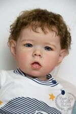 """Custom order Liam by Bonnie Brown 28"""" Toddler Reborn Doll baby boy or girl"""