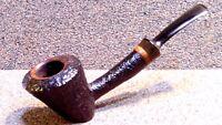 JURGEN MORITZ - Freehand Sitting Dublin - Smoking Estate Pipe / Pfeife