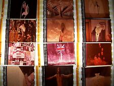 PINK FLOYD THE WALL Film Cell Lot of 12 - collectible compliments dvd poster