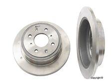 Premium Quality (2 pcs) REAR Brake Disc Rotor 3258 NEW 1358
