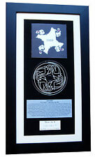 KASABIAN+VELOCIRAPTOR+CLASSIC CD Album+TOP QUALITY+FRAMED+EXPRESS GLOBAL SHIP