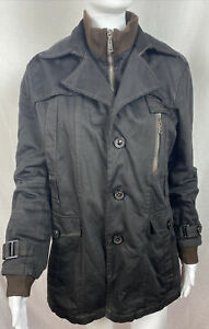 Diesel Long Sleeve Jacket Size L In Good Condition F348
