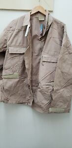 Military Issued Tan Aircrew Combat Shirt/Blouse-NEW with Tags-XLS