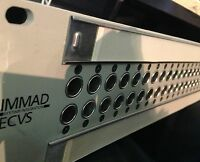 "Canare Bittre ADC Patch Panel 26x26 Video DVJ-W 19"" Immad ECVS patchbay"