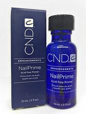 NailPrime - Acid-free Nail Primer 0.5oz/15ml- CND