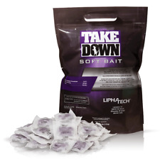 TakeDown Soft Bait Rodenticide control