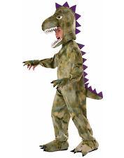 T-Rex Tyrannosaurus Raptor Jumpsuit Childs Halloween Costume