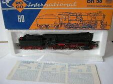 Roco HO 4112 Dampf Lok / Schlepp -Tenderlok BR 58 2059 DB (RG/BW/109-65S9/1)