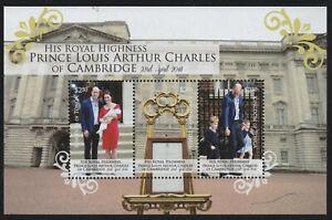 # 1336 Tonga (2018) Royal Baby Prince Louis