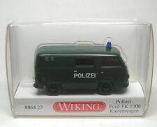 Ford FK 1000 Polizei