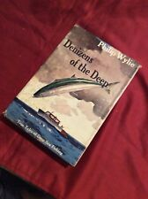 DENIZENS OF THE DEEP BY PHILIP WYLIE 1953 SIGNED BY AUTHOR