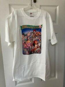 Vintage Macys Thanksgiving Day Parade T-Shirt XL -  Year 2000