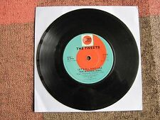 """THE TWEETS - LET'S ALL SING LIKE THE BIRDIES SING - 7"""" 45 rpm vinyl record"""