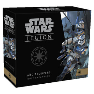 Star Wars Legion ARC Troopers Unit Expansion NEW