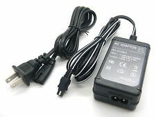AC Power Supply Adapter For Sony HDR-CX120 E HDR-CX130 E HDR-CX150 E HDR-CX155 E