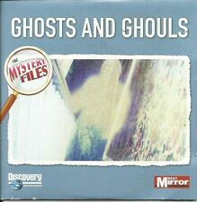 GHOSTS & GHOULS - EVERYTHING YOU NEED TO KNOW SUPERNATURAL / MYSTERY FILES - DVD