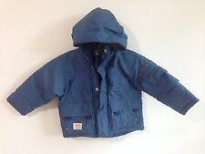 Osh Kosh B'Gosh Hooded Winter Coat Blue Size 2T