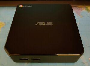 Mini Pc ASUS CN60 Chromebox Windows 10 Home i7-4600U -240 Go-10Go RAM - Occasion
