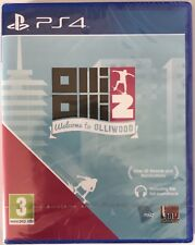 Olli Olli 2 Welcome to Olliwood - Jeu PS4 - Neuf - Version française