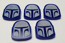 Star Wars Destiny Acrylic Token Promo - Shield Tokens x5 (Blue)