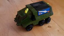 MATCHBOX SUPERKINGS ARMY K-111 MISSILE LAUNCHER 1975 LESNEY MADE IN ENGLAND