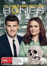 Bones : Season 1-12 (DVD, 2017, 69-Disc Set)