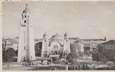 B10028 Romania Timisoara Catedrala Ortodoxa Elisabetin real photo timis temesvar