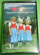 Mariazeller Dirndl'n - Das Herz von Österreich & Münchner Geburtstags-Lied (MC)