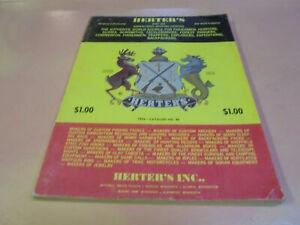 Vintage 1976 Herter's Catalog Catalog No. 86