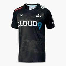 New listing PUMA x CLOUD9 Clouds Game Day Jersey Drycell eSports MEN SIZE L 599035-01 NEW