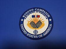 Kosovo Campaign Patch