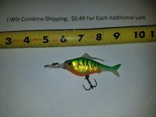 Storm Soft Shad Fishing Lure 4 inches long