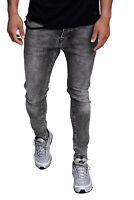 Herren Jeans Hose Regular Skinny Fit Jeanshose Basic Stretch 3112 John Kayna