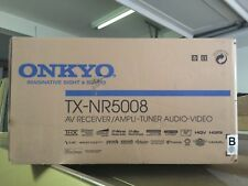 Onkyo TX NR5008 9.2 Channel 145 Watt Receiver