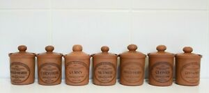 Henry Watson Pottery The Original Suffolk Homemade Terracotta Pottery Spice Herb