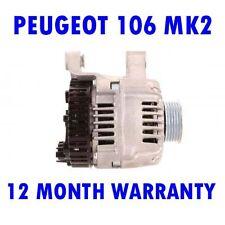 Peugeot 106 mk2 1.5 hatchback 1996 1997 1998 1999 2000 - 2015 alternator