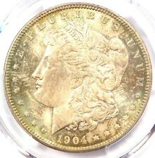 1904-O Morgan Silver Dollar $1 - Certified PCGS MS66 CAC PQ - Superb Gem Coin!