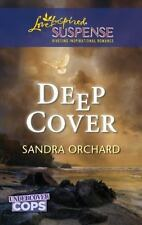 Deep Cover (Love Inspired Suspense) by Orchard, Sandra